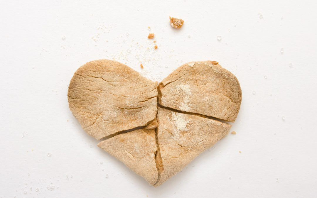 how to reassemble a broken heart